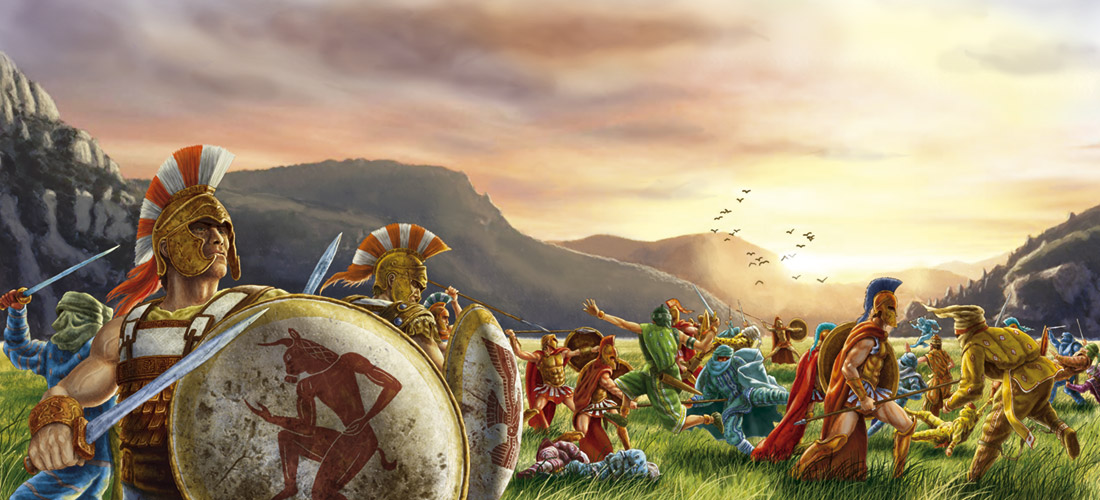 the war changing battle of thermopylae Please register for total war access  the whole battle is  a representation of a graphic novel based on a loose interpretation of the battle of thermopylae.