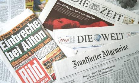 Frankfurter Allgemeine Zeitung si alte cotidiene germane: Presedintele Basescu ramine in functie