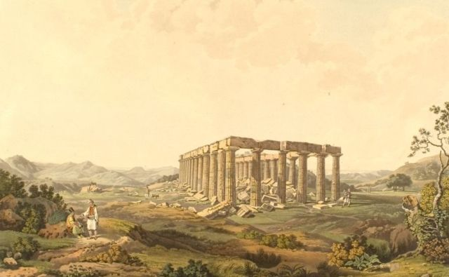 Dodwell_Temple_of_Apollo_Epicurius