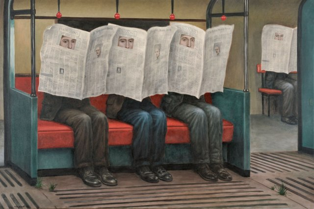 Mike Worrall--Seekers of Truth